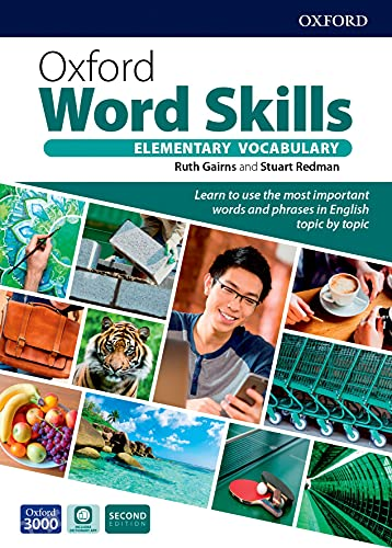 9780194605663: Oxford Word Skills: Elementary: Student's Pack