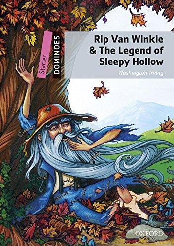 9780194610117: RIP VAN WINKLE & LEGEND...(DOMINOES STARTER)