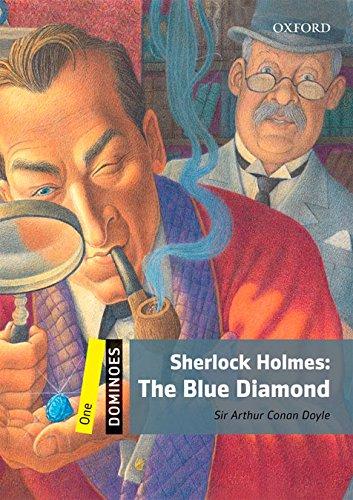 9780194610124: DOMINOES.1/BLUE DIAMOND: SHERLOCK HOLMES