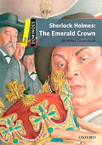 9780194610131: Dominoes 1: Sherlock Holmes the Emerald Crown Digital Pack (2nd Edition)
