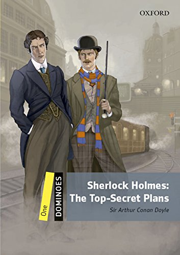 9780194610155: DOMINOES.1/SHERLOCK HOLMES.TOP SECRET PLANS