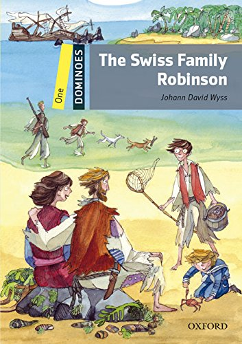 9780194610162: Dominoes 1: Swiss Family Robinson Digital Pack (2nd Edition)