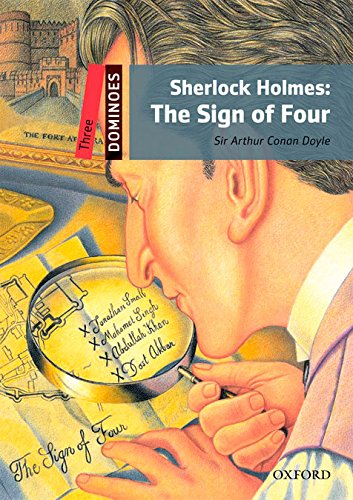 9780194610308: Dominoes 3. Sherlock Holmes. The sign of four Digital Pack