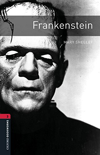 9780194610360: Oxford Bookworms Library 3: Frankenstein Digital Pack (3rd Edition)