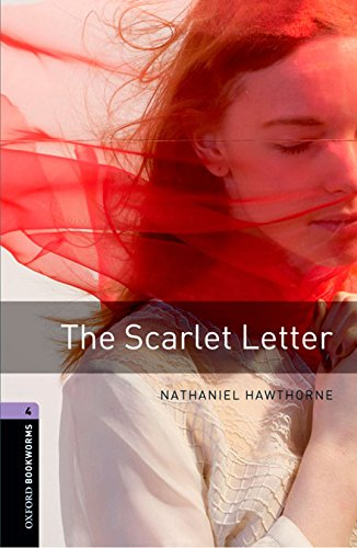 9780194610636: Oxford Bookworms 4. Tje Scarlet Letter Digital Pack