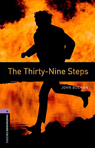 9780194610650: Oxford Bookworms Library 4: Thirty-nine Steps Digital Pack (3rd Edition)