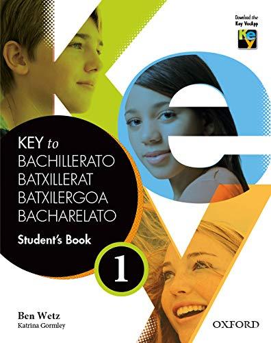 9780194611053: Key To Bachillerato 1. Student's Book - 9780194611053