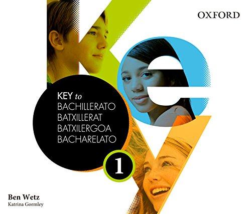 9780194611077: Key to Bachillerato 1: CD Class