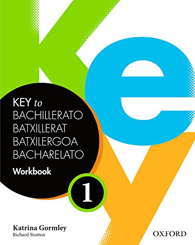 9780194611084: Key to Bachillerato 1: Work Book Pack (catalan)
