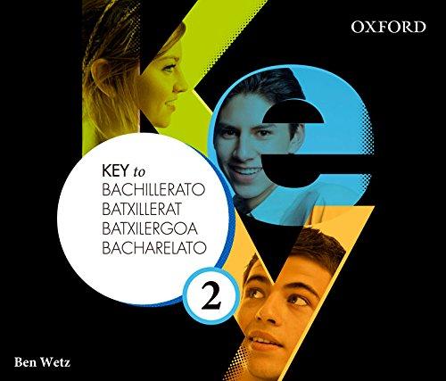 9780194611213: (CLASS CD).(14).KEY TO BACHILLERATO 2.(CLASS CD).SPANISH