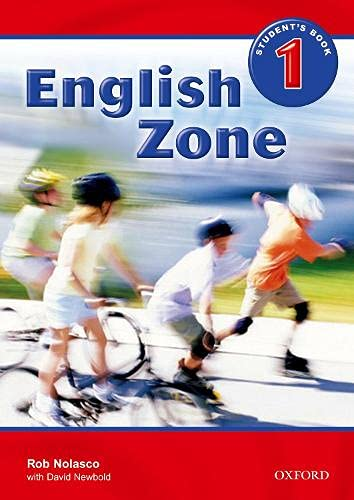 9780194618007: English Zone: 1: Student's Book