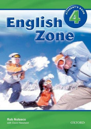 9780194618205: English Zone 4: Student's Book4