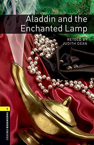 9780194620437: Oxford Bookworms Library: Level 1:: Aladdin and the Enchanted Lamp audio pack