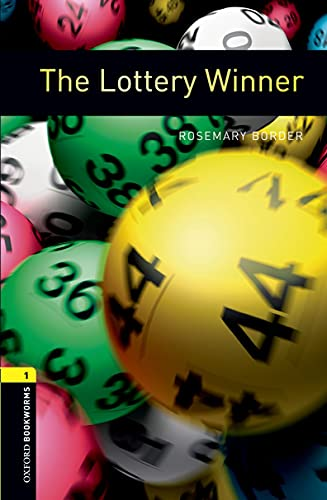 9780194620482: Oxford Bookworms Library: Level 1:: The Lottery Winner audio pack