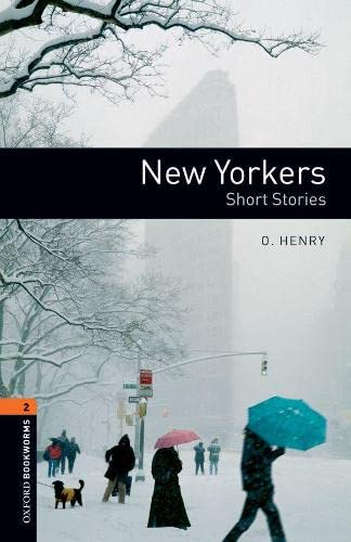 9780194620710: Oxford Bookworms Library: Level 2:: New Yorkers - Short Stories audio pack