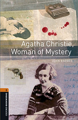 9780194620727: Oxford Bookworms Library: Level 2:: Agatha Christie, Woman of Mystery audio pack