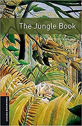 9780194620772: Oxford Bookworms Library: Level 2:: The Jungle Book audio pack