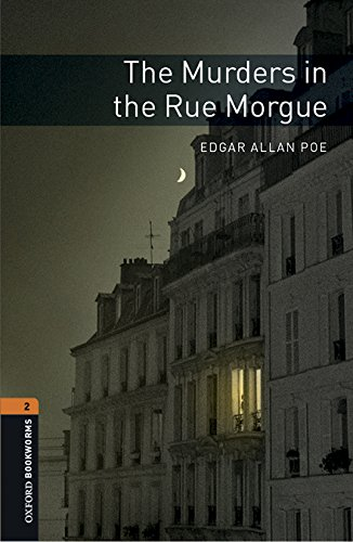 9780194620789: Oxford Bookworms Library: Level 2:: The Murders in the Rue Morgue audio pack