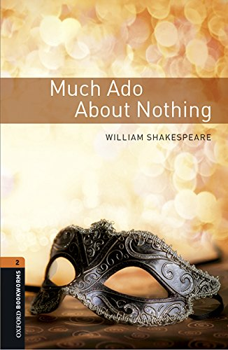 9780194620888: Oxford Bookworms Library: Level 2:: Much Ado About Nothing Playscript audio pack