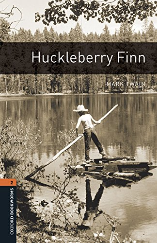 9780194620895: Oxford Bookworms Library: Level 2:: Huckleberry Finn audio pack