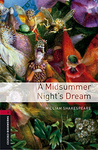 9780194621007: Oxford Bookworms Library: Level 3:: A Midsummer Night's Dream audio pack