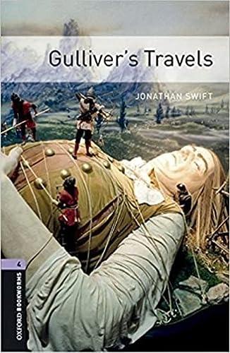 9780194621069: Gullivers travels. Oxford bookworms library. Livello 4. Con espansione online