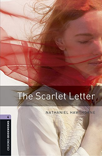 9780194621083: Oxford Bookworms Library 4. Scarlett Letter (+ MP3)