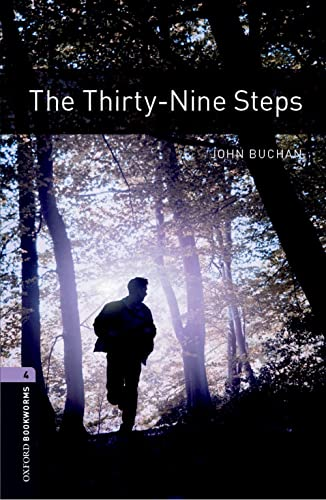9780194621090: Oxford Bookworms Library: Level 4:: The Thirty-Nine Steps audio pack