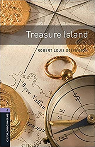 9780194621144: Oxford Bookworms Library: Level 4:: Treasure Island audio pack