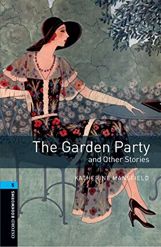 9780194621229: Oxford Bookworms Library: Level 5:: The Garden Party and Other Stories audio pack