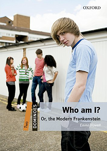 9780194622424: Dominoes: Two: Who am I? Or, the Modern Frankenstein Audio Pack