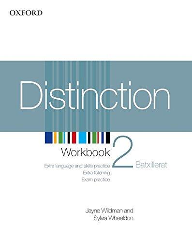 9780194624114: Distinction 2: Workbook Catalan)