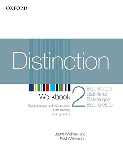 9780194624176: Distinction 2: Workbook (Spanish) - 9780194624176