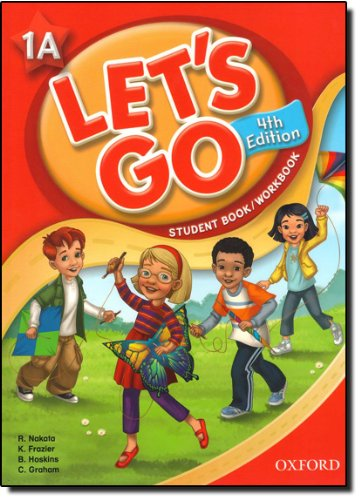 Lets Go Now 1a Student Book/work Book