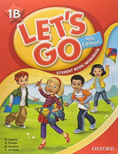 9780194626279: Lets Go Now 1b Student Book/work Book with Multi-rom Pack