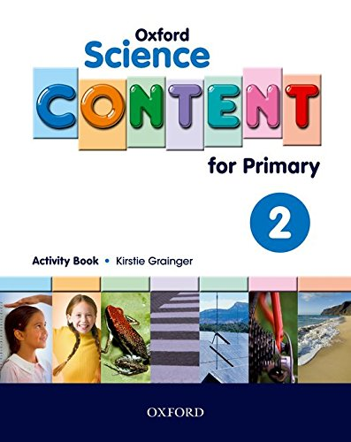 9780194637053: Science Content 2nd Primary Activity Book
