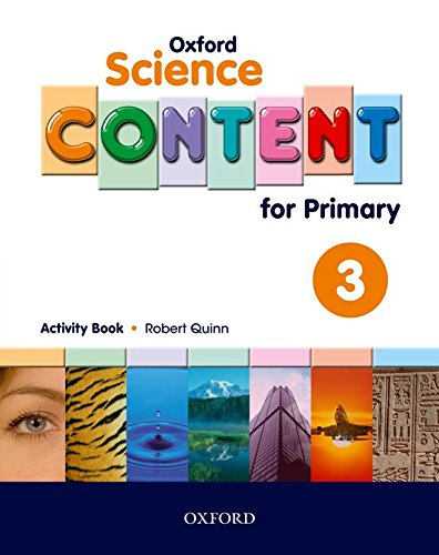9780194637107: Science Content 3: Activity Book