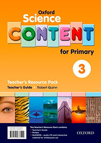 9780194637121: Science Content 3: Teacher's Resource Pack