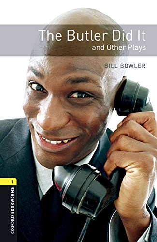 9780194637480: Oxford Bookworms 3e 1 the Butler Did It Mp3 Pack