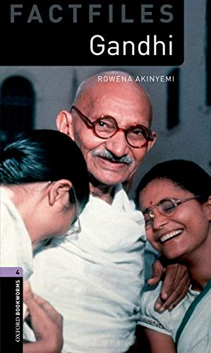 9780194637985: Oxford Bookworms Library Factfiles: Oxford Bookworms 4. Gandhi MP3 Pack