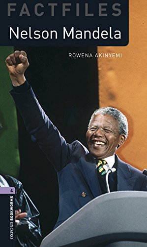 9780194638067: Oxford Bookworms Library Factfiles: Oxford Bookworms 4. Nelson Mandela MP3 Pack