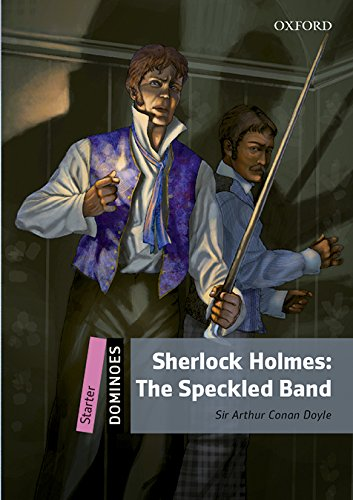 9780194639200: Dominoes: Starter: Sherlock Holmes: The Speckled Band Audio Pack
