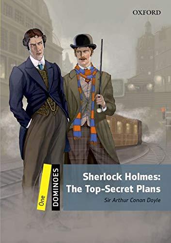 9780194639460: Sherlock Holmes: the top-secret plans. Dominoes. Livello 1. Con audio pack