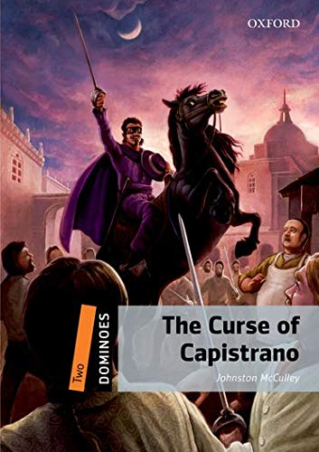 9780194639590: Dominoes 2. The Curse Of Capistrano (+ MP3)