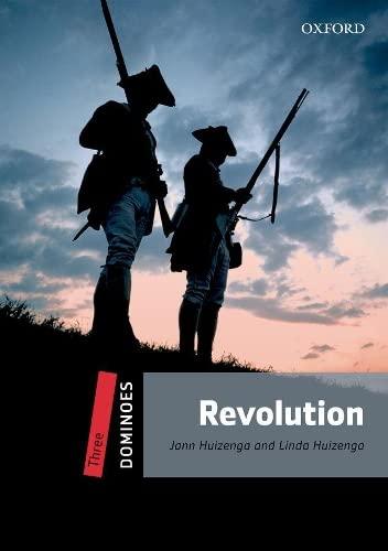 Dominoes 3. Revolution (+ MP3): Jann Huizenga; Linda