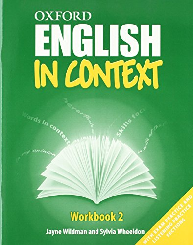 9780194640077: In Context 2: Workbook (English In Context)