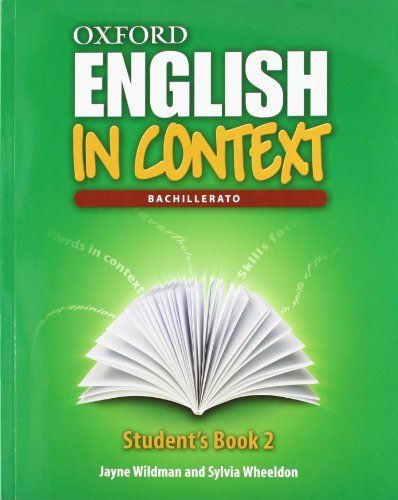 9780194640244: In context 2 sb spanish pack