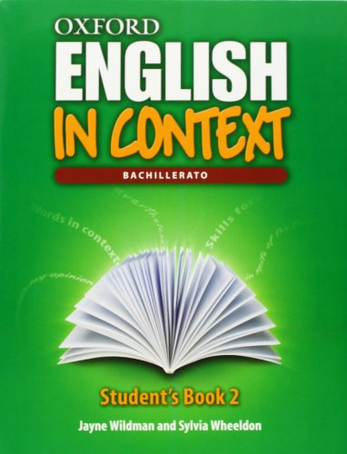 9780194640312: In Context 2: Student's Book and Oral Skills Companion (Es) (English In Context)