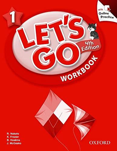 9780194640954: Let's Go: 1: Workbook with Online Practice Pack