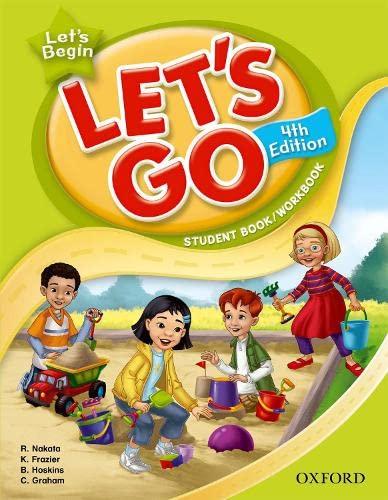 9780194641432: Let's Begin: Student Book